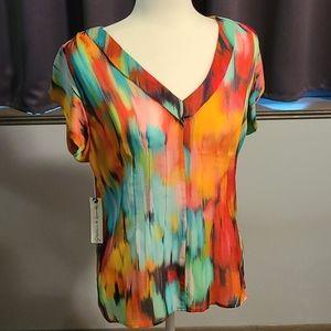 NWT Graham & Spencer blouse